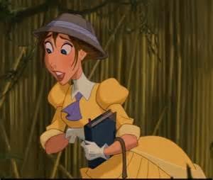 Jane Porter Tarzan Disney