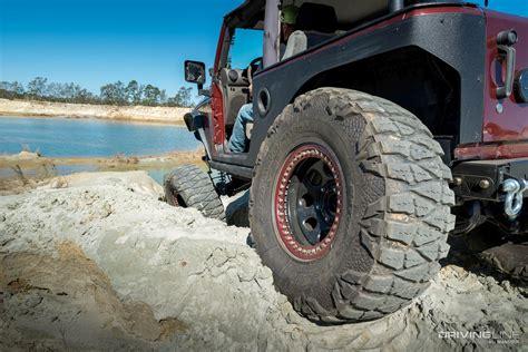jeep wrangler   stretch    mud
