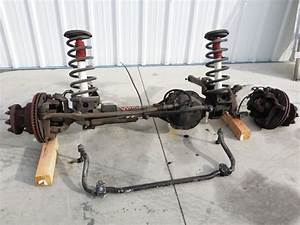 2004 Ram 3500 Used  Broken For Parts  Front Axle 3 73