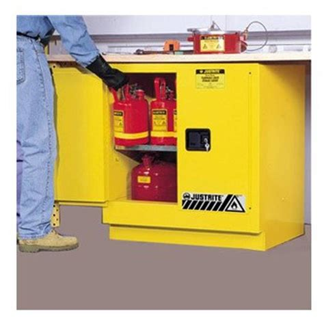 under cabinet storage containers under counter flammable liquids cabinet 22 gallons 83 l
