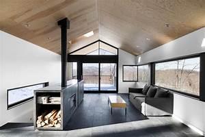 Una casa a contatto con la natura - Mansarda it