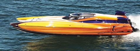Fastest Boat In Knots by Fastest Boat Capable Of Speeds Exceeding 80 Knots In