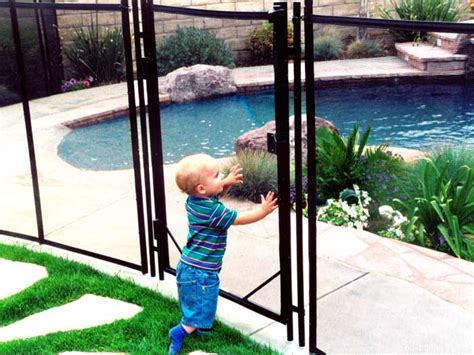 The Safest And Strongest Pool Fence #1 Swimming Pool