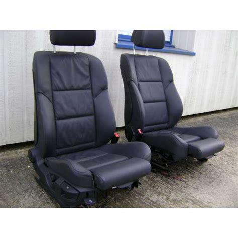 siege de bmw paire de sièges avant bmw e61 pack m