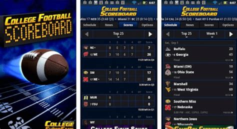 36+ College Scoreboard Football  Images