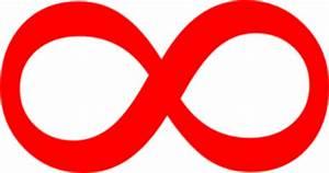 Infinity Transparent Symbol Clip Art at Clker.com - vector ...