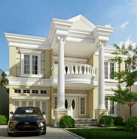gambar rumah minimalis klasik  lantai desain rumah