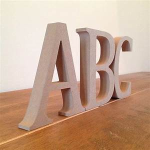 Wooden mdf letter 13cm craft and gift shop for Mdf letters