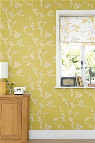 buy elissa ochre wallpaper sample    uk