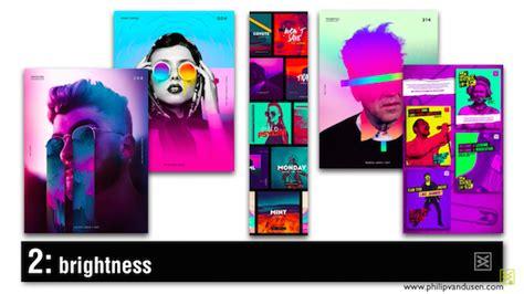 graphic design trends for 2018 designtaxi