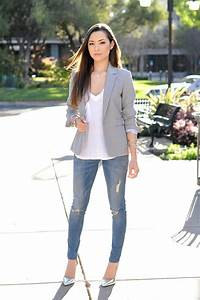 Smart Casual Outfit Ideas With Blazers 2018 | FashionTasty.com