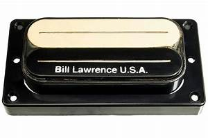 Genuine Bill Lawrence Usa L500xl  U0026quot Dimebag Darrel U0026quot  Bridge