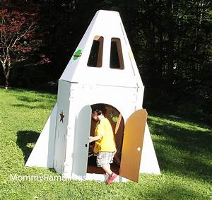 Crafty Kids Playhouses, Shuttle Imagination Review & Give ...