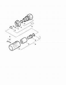 Karcher K2300g Gas Pressure Washer Parts