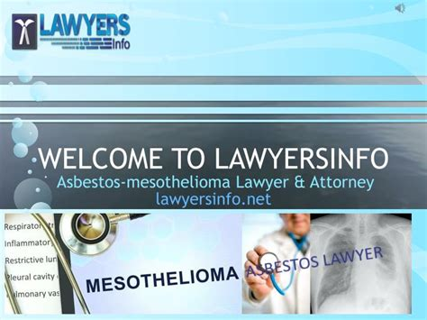 great mesothelioma lawyer asbestos attorney
