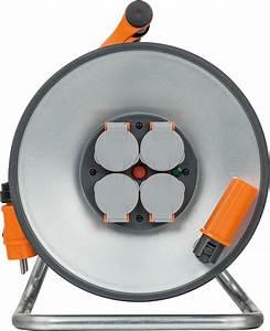 Brennenstuhl Kabeltrommel 40m : brennenstuhl professionalline steelcore kabeltrommel 40m ~ Watch28wear.com Haus und Dekorationen