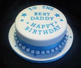 HD wallpapers birthday cake decorating ideas dad