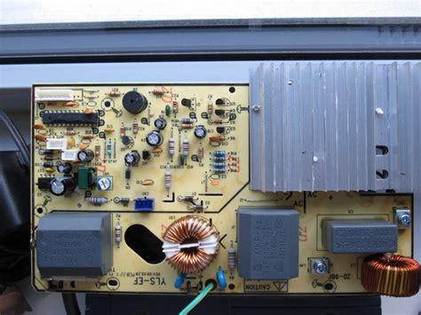 Stromlaufplan Induktionskochfeld Mikrocontrollernet