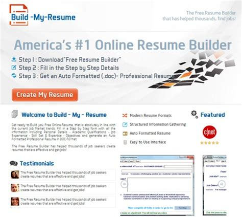 My Resume Builder Free by 17 Best Ideas About Free Resume Builder On