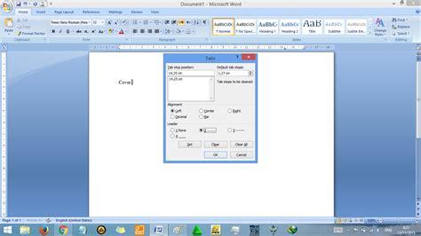 membuat daftar isi otomatis manual  word tutorial software