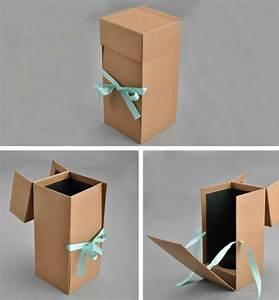 Fabriquer Une Mezzanine Soi Même : 1001 id es comment faire une bo te en papier ~ Premium-room.com Idées de Décoration