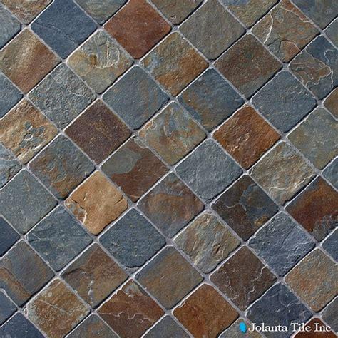 charcoal terra cotta slate