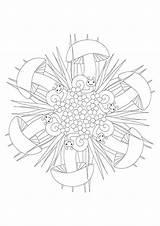Sundial Template sketch template