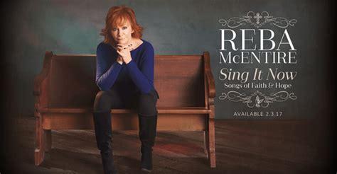 reba mcentire new album reba mcentire inspires with new album on february 3