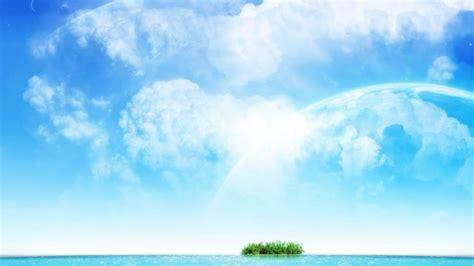 blue sky wallpaper  images