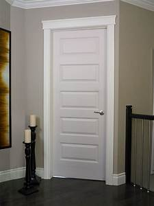 Rockport, Smooth, Finish, Moulded, Interior, Door