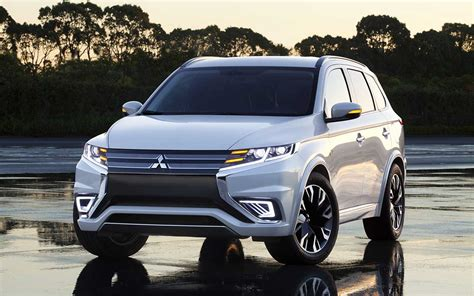 Mitsubishi Outlander Sport 4k Wallpapers by New Model Mitsubishi Outlander Widescreen Wallpapers 28052