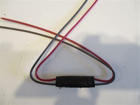 waytek 2 pin trailer wiring connector battery 16 ga 8