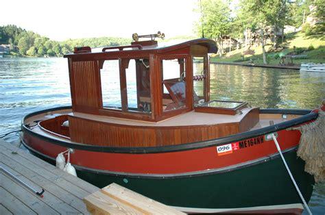 Tug Boat Capacity mini tugboat for sale started from 10 000