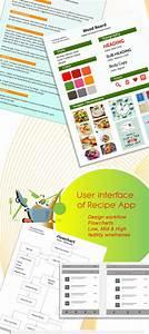 Recipe App   Ui Design Of Mobile App On Behance