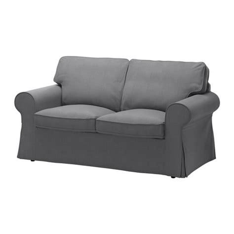 canape ektorp ikea ektorp two seat sofa nordvalla grey ikea