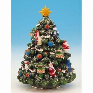 Geschmückter Weihnachtsbaum Fotos : spieluhr geschm ckter weihnachtsbaum ~ Articles-book.com Haus und Dekorationen