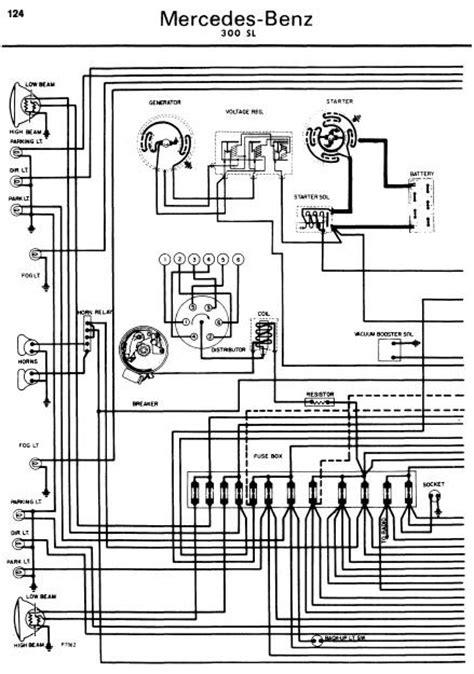 Repair Manuals Mercedes Benz Wiring Diagrams