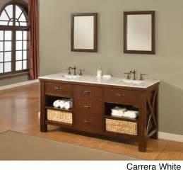 70 inch espresso extraordinary spa double vanity sink