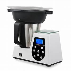 Robot Cuisine Multifonction : techwood robot cuiseur multifonction cookstation cs 7 ~ Farleysfitness.com Idées de Décoration