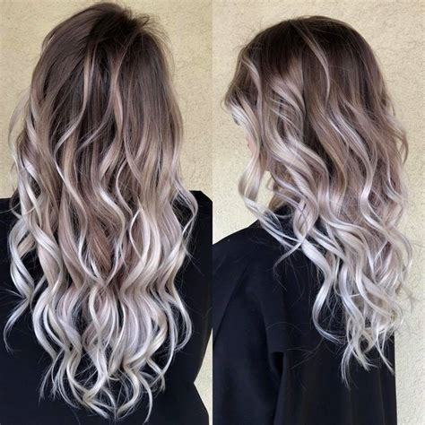 Ombré Hair Blond Polaire Balayage Iris 233 Fortuna Coiffure