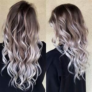 Ombre Hair Blond Polaire : balayage iris fortuna coiffure facebook ~ Nature-et-papiers.com Idées de Décoration