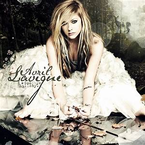 Avril Lavigne images Goodbye Lullaby [FanMade Album Cover ...