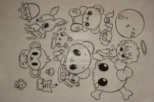 Random Cute Things to Draw