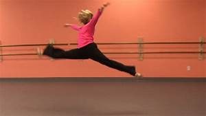 Jazz Dance – Performing Side Leaps – Monkeysee Videos