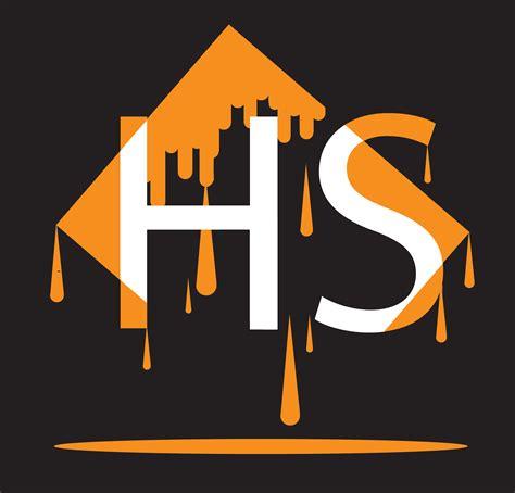 hs logo design www pixshark com images galleries with a bite
