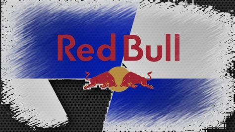 red bull logo carbon black  hd formula  red bull