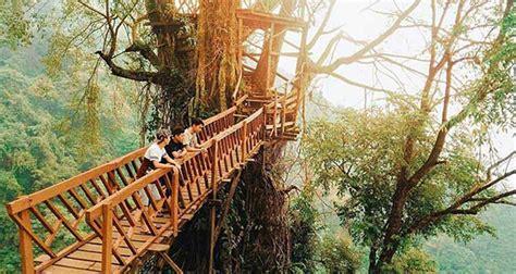 objek wisata  bogor  hits  keren  liburan