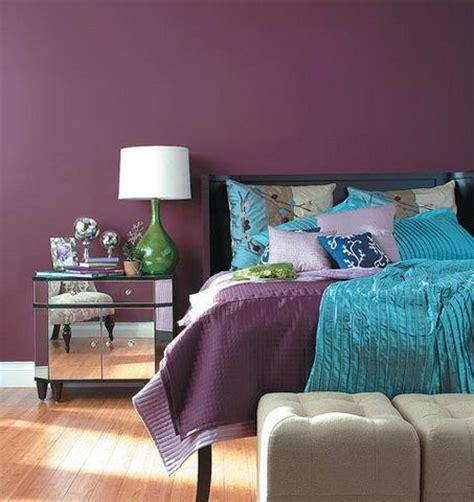 5 beautiful purple bedrooms home decor
