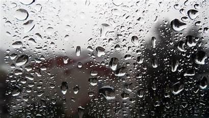 Rain Window Wallpapers Drops