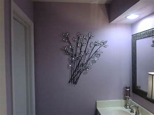 Luxurious Lavender Lavatory - Modern - Bathroom - Houston